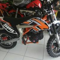 (BEKAS)MOTOR TRAIL MINI MT3 NEW BISA DEWASA