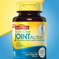 Nature Made All-In-One Joint Action, 70 Capsules.