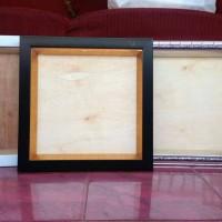 harga Bingkai/frame/pigura Box 3d Uk Luas Dlm 20x20 Mahar Scrapbook Pop Up Tokopedia.com