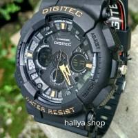 Jual jam tangan digitec Dg2032t sport double time original 100% Murah