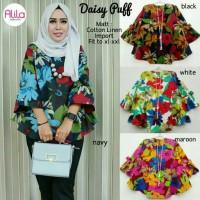 daisy puff by alila hijab cloth