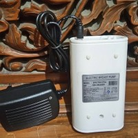 adaptor Charger spectra 9+ plus M1 New S1 S2 pompa asi breast pump