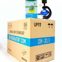 DESTEC COM 201-S Regulator Gas (KARTON)