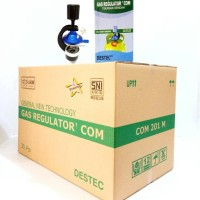 DESTEC COM 201-M Regulator Gas (KARTON)