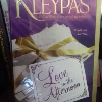 NOVEL BAHASA INGGRIS. LISA KLEYPAS. LOVE IN THE AFTERNOON