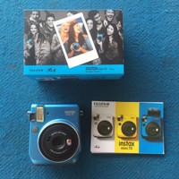 Jual FUJIFILM instax mini 70 Instant Film Camera (Blue) Murah