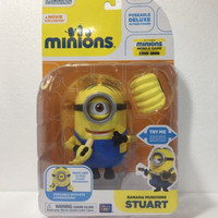 Thinkway Minion Stuart Banana Munching
