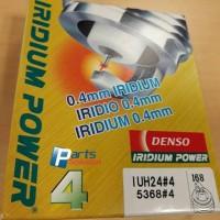 Busi Iridium Honda Vario Techno 110cc (2009-2013) DENSO IUH24