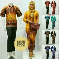 Jual Batik Couple / Kebaya / Batik Sarimbit Mercedes Barong Warna Murah