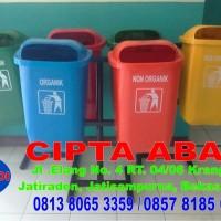 Gambar Tempat Sampah Fiber