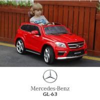 Mercedes Benz GL63 Lisensi PK-1898N  - Mainan Anak Mobil Mini Aki