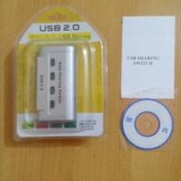 harga Usb Data Switch Auto 4 Port (sharing Switch Printer Auto 4 Port) Tokopedia.com