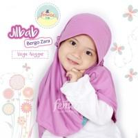 Jual Jilbab / Kerudung / Bergo Anak dan Bayi 2-4thn Lucu Murah Merk Fenuza Murah