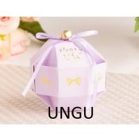 Wedding Souvenir Kotak Kado Candy Favor Box Hadiah Ultah MBR