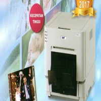 DNP Photo Printer DS RX1HS Free Media 6 Roll