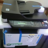 Printer Fotocopi Scanner Fax Samsung M 2885 FW portable5
