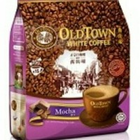 OLD TOWN 3 in 1 Instant Premix White Coffee Mocha - Oldtown