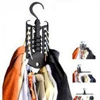 Magic hanger gantungan baju pakaian portable praktis murah - HPR053