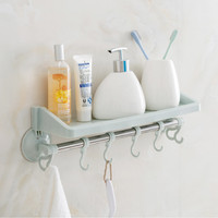 Rak kamar mandi serbaguna tempat shampoo sabun handuk baju - HPR048