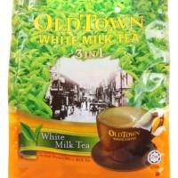 Jual Old Town White Milk Tea 13 s x 40 g - Teh Susu Putih Oldtown Murah