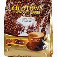 Old Town White Coffee 3 in 1 Classic 15 sachet x 40 g Kopi Malaysia