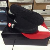 Sepatu Original Airwalk Casual Bert Mono Black AIWX612F02MB