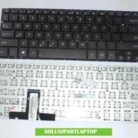 SOLUSI PART LAPTOP | KEYBOARD ASUS UX31 UX31E UX31A UX32 UX32A BLACK