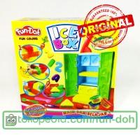 Jual LILIN MAINAN _ FUN DOH _ PLAY DOH _ ICE BOX Murah