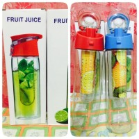Generasi 2 Tritan Bottle BPA FREE with Fruit / INFUSED BOTTLE