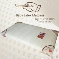Sleep Mate Baby Latex Mattress 130 x 70 x10cm
