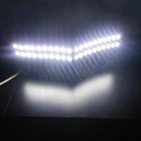 LED Modul 2 Mata 2835 12V 0,72W Pure White