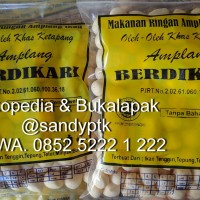 Snack Amplang Berdikari Khas Ketapang Kalimantan Barat
