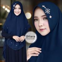 Jual Hijab Khimar Dilara Swarovski Murah