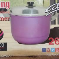 Harga dandang steamer maspion alcor 26 | antitipu.com