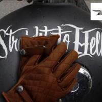 Sarung Tangan Kulit / Sarung Tangan Motor Matic Yamaha Soul Terbaru