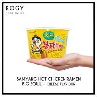 Jual Samyang Hot Chicken Ramen Cup Big Bowl - Cheese Flavor Murah