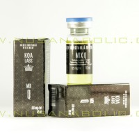 Mix Q (T prop+Tren A+Masteron) Lean Hard Mix, KOA Labs Germany