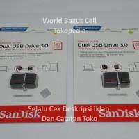 FlashDisk/Flash Drive OTG Sandisk Dual Drive Original 32GB Class 10