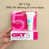 OXY 5 25 gram (25% Benzoyl Peroxide 25gr)