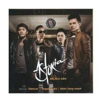 CD Album Astoria - Selalu Ada (Produser by Uki NOAH)