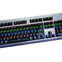 Jual [Mekanikal] Keyboard Gaming Mekanikal MX 2 Legionare RGB By Rexus Murah
