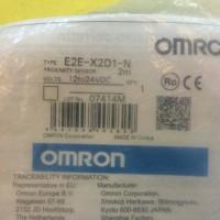 OMRON Sensor E2E-X2D1-N 2M Proximity Switch 12-24 VDC