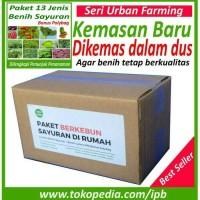 Bibit Tanaman Lengkap paket 1000 = 13 benih sayur buah bumbu palawija
