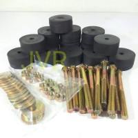 Body Lift Kit Hilux,Ford Ranger,Navara 30mm