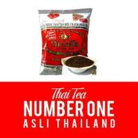 Jual THAI TEA NUMBER ONE - ASLI IMPORT THAILAND MURAH, KUALITAS CAFE Murah