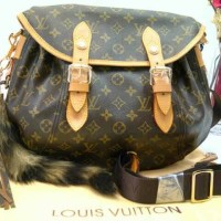 TAS LOUIS VUITTON SUNRISE SEMI PREMIUM