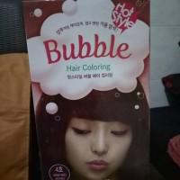 Jual Etude Hot Style Bubble Hair Coloring Wine Red Murah