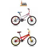 SEPEDA UNITED VIGOUR 01 BMX 20 INCI FREESTYLE
