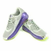 Nike Air Max 90 Sparkle - Sepatu Wanita Running/Gym - Import