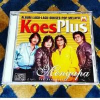 CD Koes Plus - Album Lagu Lagu Sukses Pop Melayu